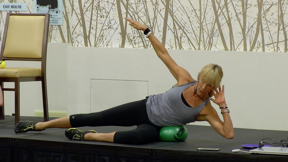 The YBP Workout: Yoga, Barre, Pilates