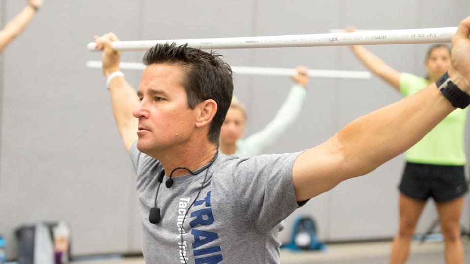 Olympic Lifting – The Mechanics and Progressions